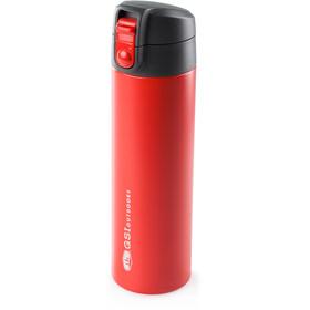 GSI Microlite 500 Flip juomapullo , punainen